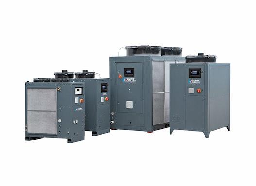 Wasserkühlgerät GCevo - Neue Baureihe