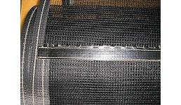 PTFE-beschichtetes Kevlar-und Glasgewebe