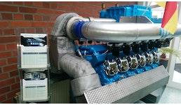Wärmedammung Abgaskrümmer bis Turbolader