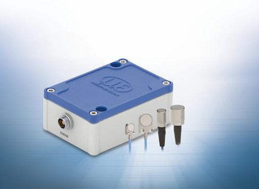 capaNCDT 6110 - Kompaktes kapazitives Sensor-System