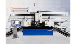 LaserMat® II - CO2 Laser für die Großflächenbearbeitung