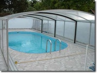 Pool-Überdachungen TOPDECK