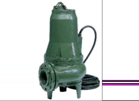Elektrische Tauchmotorpumpen