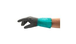 ANSELL AlphaTec 58-530W Chemikalienschutz-Handschuh mit Grip Technology