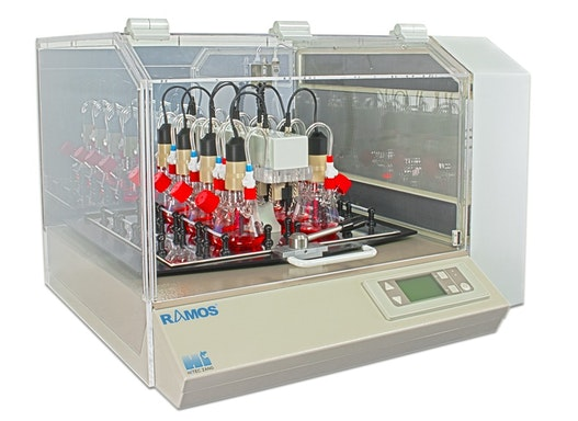 RAMOS® (Respiration Activity MOnitoring System) für die Bioprozessoptimierung