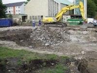 Abfallentsorgung Boden / Steine