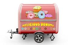 Foodtruck Anhänder Buddystar Donuts