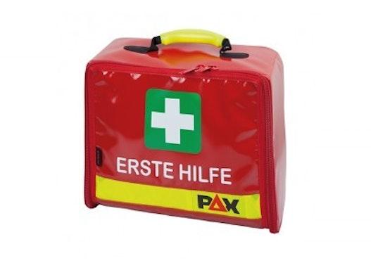Paramedic Wandtasche gefüllt nach DIN 13 169