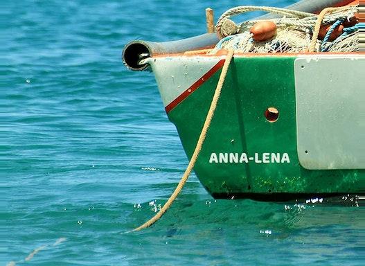 Schnell Bootsbeschriftung online gestalten und bestellen