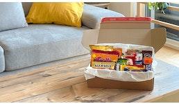 Snackbox für Zuhause