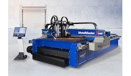 MetalMaster Xcel - Hochleistungs-Brennschneidmaschine für exzellente Schneidqualität