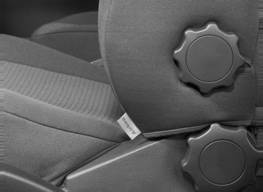 Airbagtaugliche Sitzbezüge