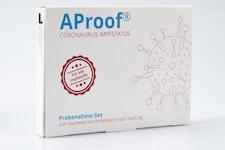 AProof® Coronavirus Impfstatus Test