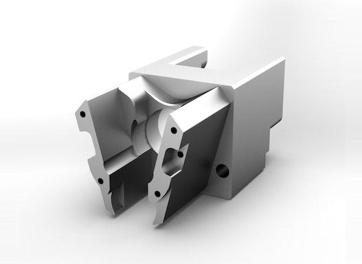 CNC Frästeile von FETZEL