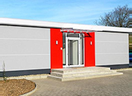 System- und Hallenbau Büro und Verwaltung