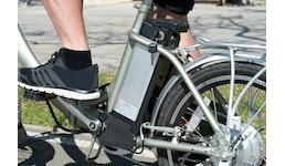 Akkuwechsel für Fahrräder (E-Bikes, Pedelecs)