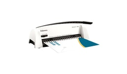 Bürotechnik: FELLOWESFELLOWES Plastikbindegerät Starlet 2 A4 5227901 schwarz/weiss Starlet 2 A4 5227901 schwarz/weiss