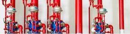 Konzeption von Löschanlagen und Sprinkleranlagen