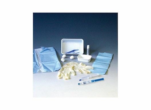 Katheter-Set ratiomed steril, Typ D