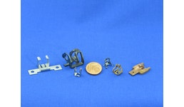 Kleinstteile für verschiedene Anwendungen