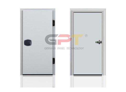 Anzeige Kühlraumtür Kühlzelle Kühlhaustür Kühlzellentür Kühlzelle 1,10m x 1,90m