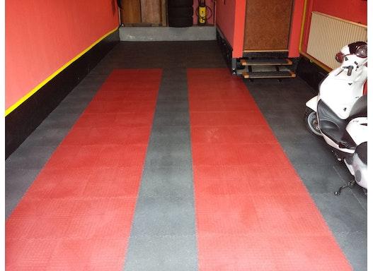 Garagenboden Fortelock high duty und medium duty 2010 2020 2050 2060