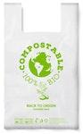 100% Bio und 100% abbaubare Sackerl Taschen Säcke