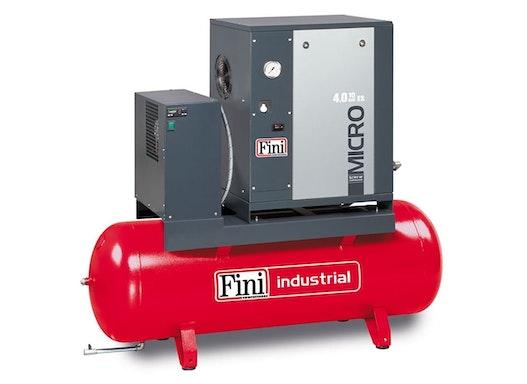 FINI Schraubenkompressor MICRO 4,0-08-200 K (IE3)
