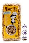 Misses Mie Vollkorn Vollkorn Mie Nudeln vegan, 250 g