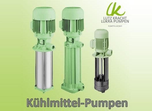 Kühlmittelpumpen / Ein-Tauch-Pumpen