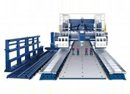 Portalfräsmaschine KRAFT SD(W)-24|SD(W)-28|SD(W)-32 №1124-98105
