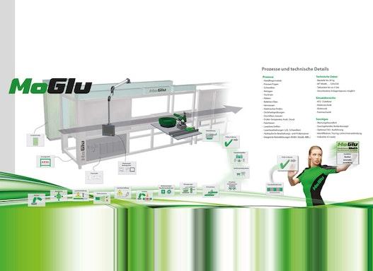 """Modulare Gluth-Baukasten"""" ist das ideale System zur Automatisierung Ihrer Produktion"""