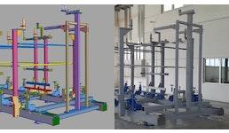 Ausarbeitung von einfachen Arbeitszeichnungen bis hin zu 3D-Modellen nach Kundenanforderung