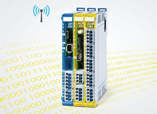 Wireless Safety – kompakt, flexibel und offen - SIGMATEK