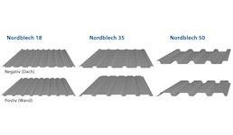 Nordblech S-Profil (Lochblech/Akustikprofil)