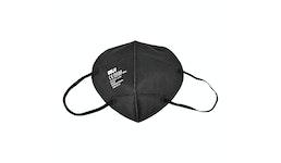 Schwarze FFP2 Masken von ESLH. CE 0598 zertifiziert. 40 Stück