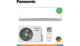 Panasonic TZ Wandgerät-Set mit 3,50 kW Leistung