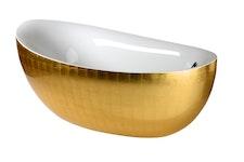 Blattvergoldung - Golden Wave