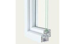 Kunststoff-Fenster 88+ classic