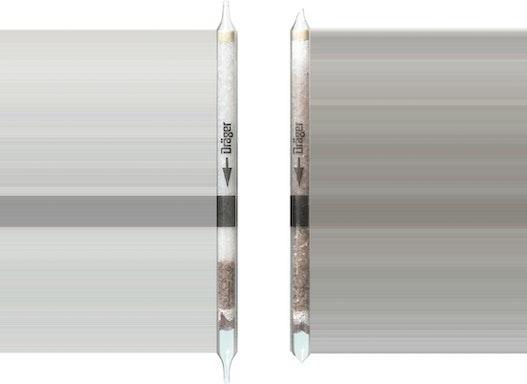 Dräger Prüfröhrchen - Benzol 15/a (Benzene) 15 bis 420 ppm - Dräger-Röhrchen