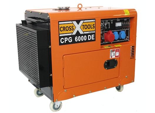 4,6 kW Diesel-Stromgenerator