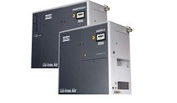 AQ30-55 und AQ55 VSD wassereingespritzte, ölfreie Schraubenkompressoren