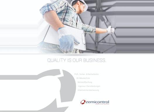 zemicontrol - Informationsbroschüre