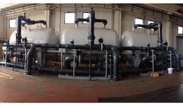 Wasserreinigungsfilter