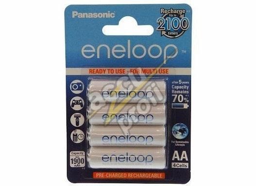 Panasonic (Sanyo) eneloop BK-4MCCE / 4BE Micro