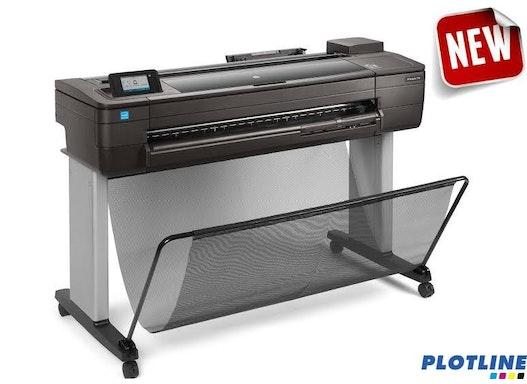 """HP DesignJet T730 - 36"""" WiFi-Drucker 91,4 cm Rolle"""