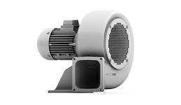 ND Radial-Niederdruckventilator (D 08)