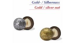 Gold- / Silbernuss