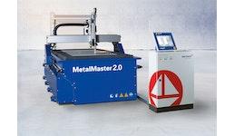 MetalMaster 2.0 - Plasma-, Autogenschneiden oder beides kombiniert