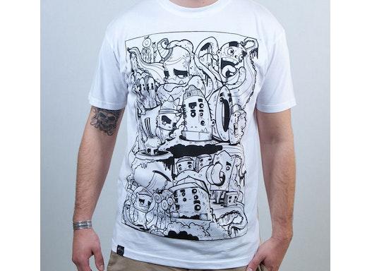 T-Shirts mit Siebdruck